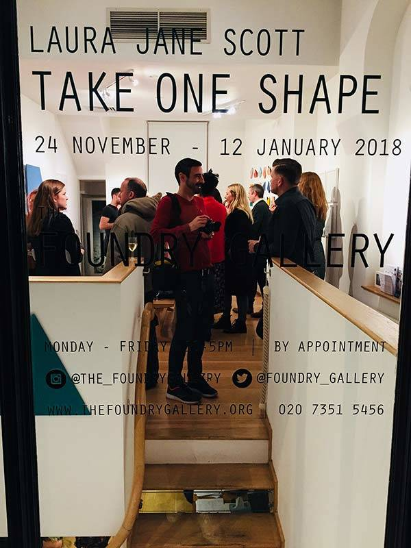 Laura Jane Scott, 'Take One Shape' Exhibition
