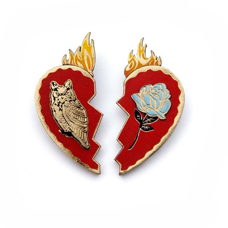 Rowenna Harrison heart