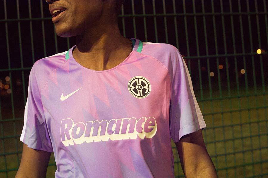 Romance FC tshirt